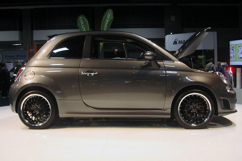 Fiat 500 Elettra